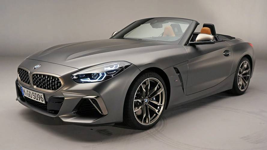 2019 BMW Z4 M40i Shows It All In Walkaround Video