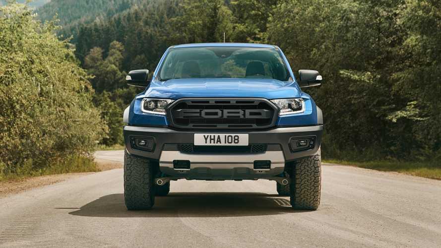 El Ford Ranger Raptor 2019 desembarca en Europa