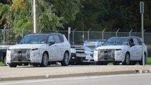 Cadillac XT6 Casus Fotoğraflar