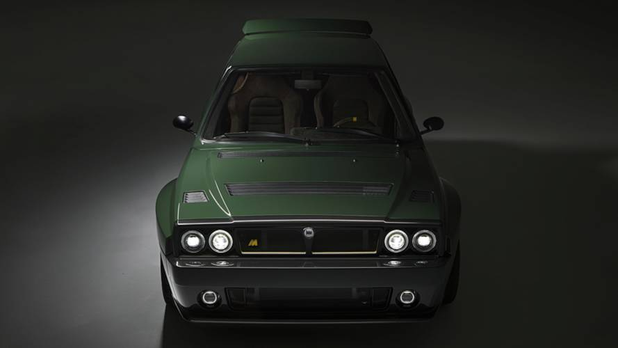Lancia Delta Futurista - What else can you buy for £270,000