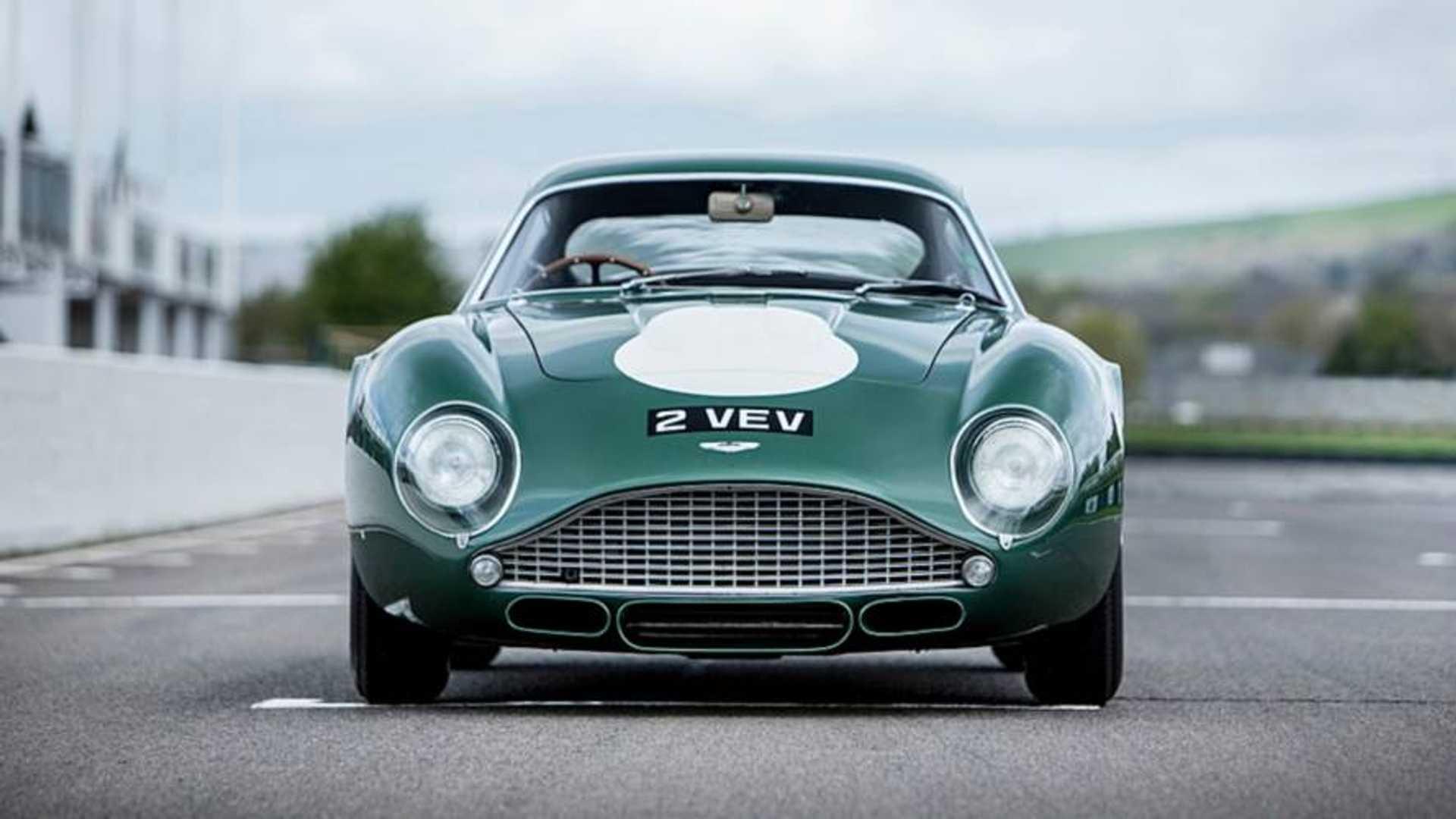 Aston Martin Helps Celebrate 100 Years Of Zagato With Dbz Pair