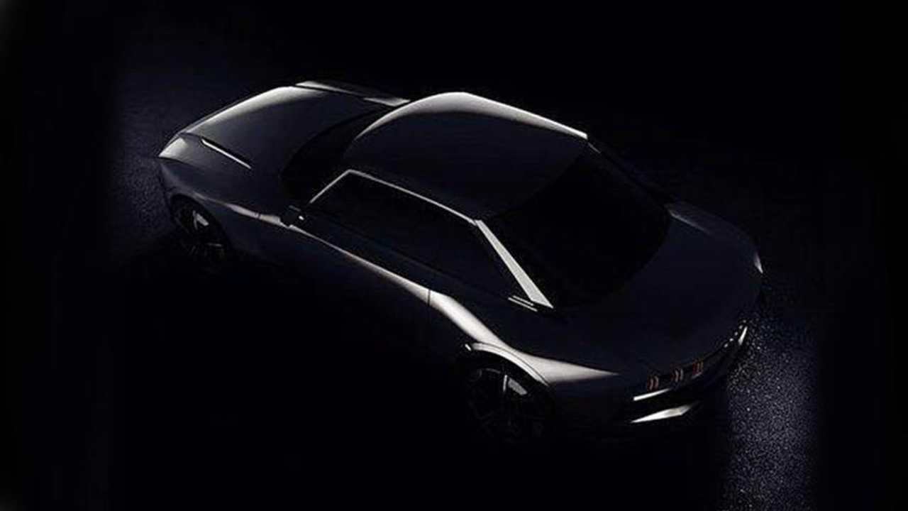 Peugeot concept 2018