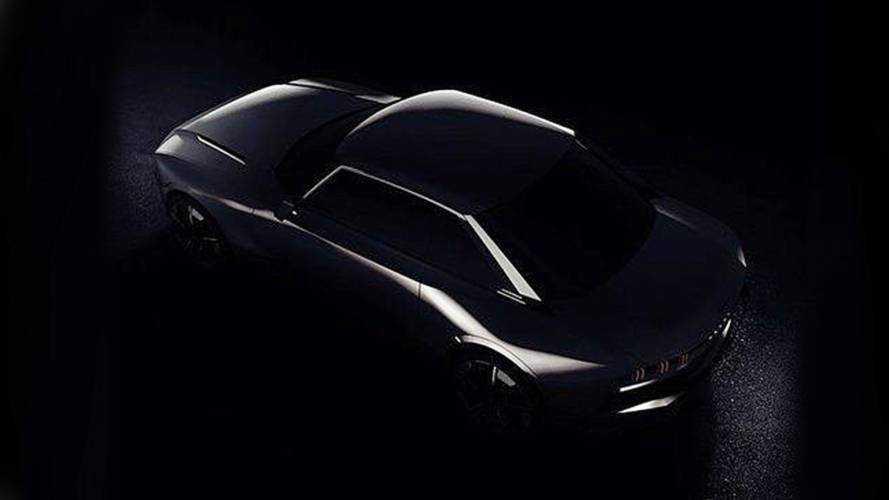 Erste Bilder eines neuen Peugeot-Coupés