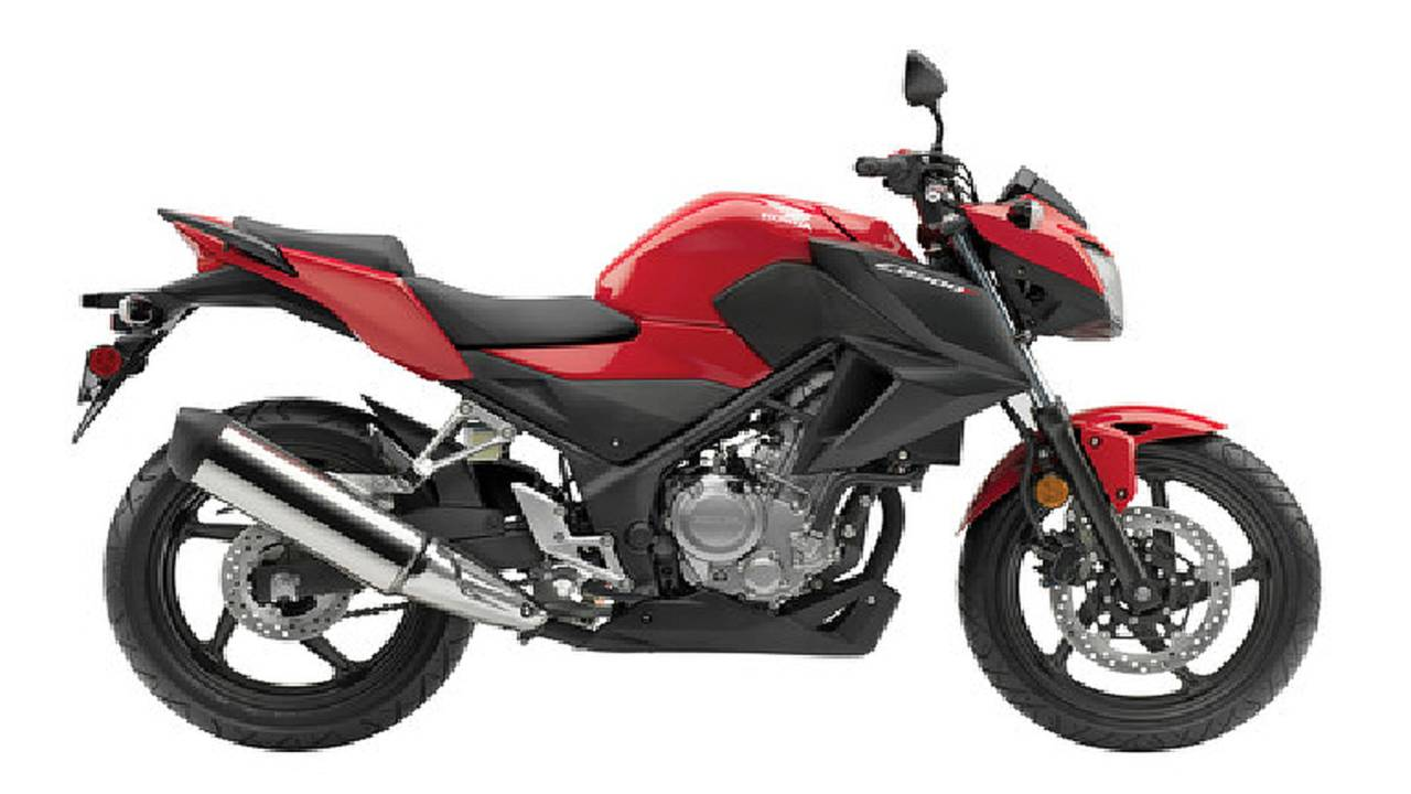More Details On The New Honda CB300F