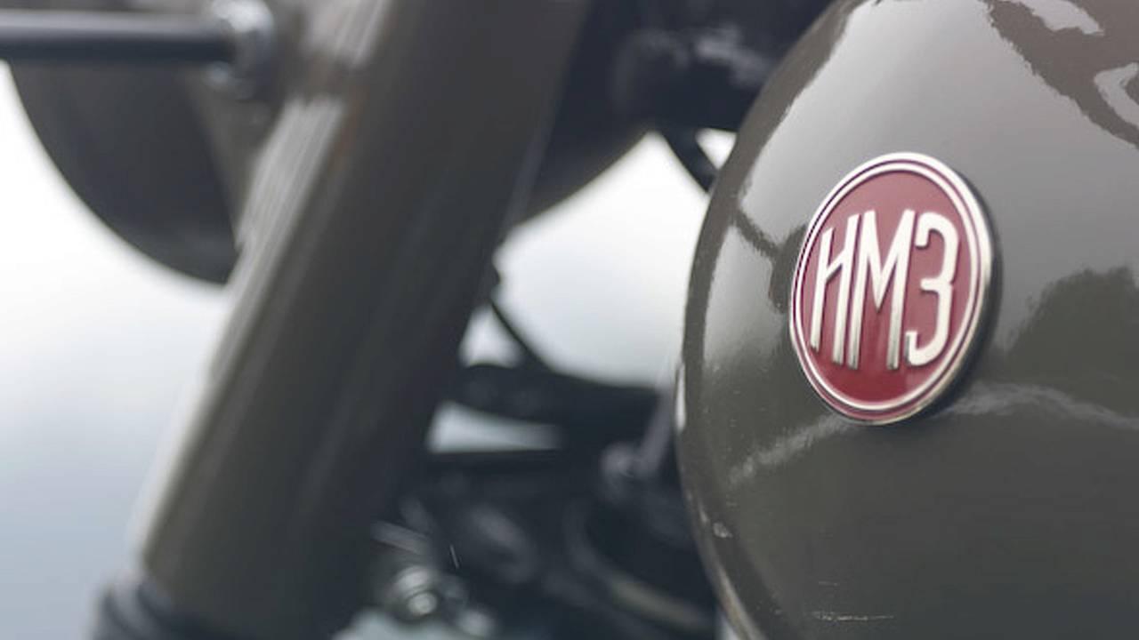 Ural M70 Anniversary Limited Edition: Ceci n'est pas une Cruiser
