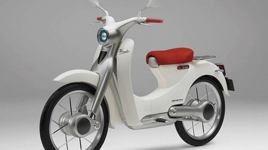 Honda to sell electric scooters this year