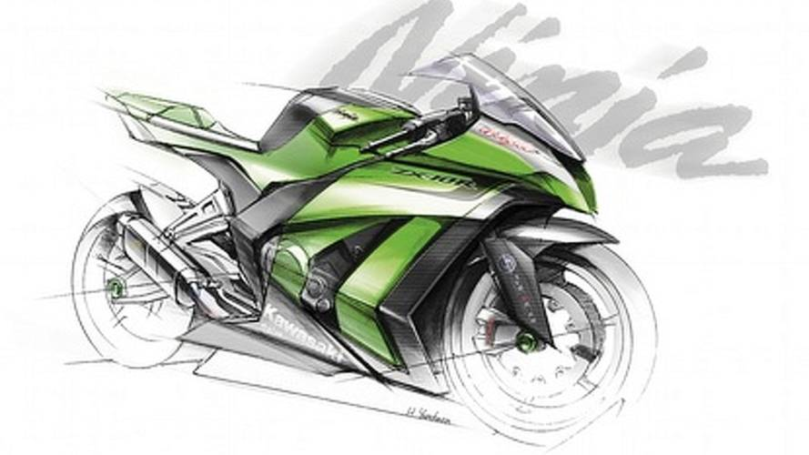 2011 Kawasaki ZX-10R: more of the same