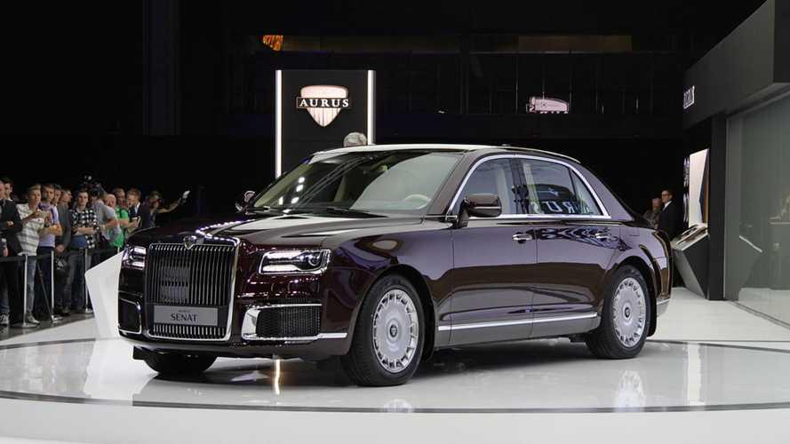 Продажи Aurus в 2019 году не превысят 6 автомобилей