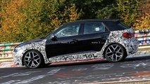 Audi A1 Allroad Spy Photos