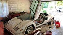 Grandma's Lamborghini Countach