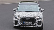 Fotos espía Audi RS Q3 2019