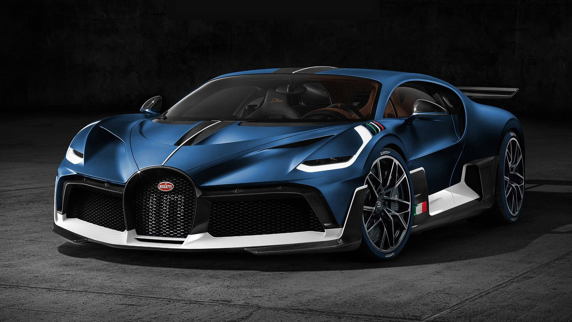 Bugatti Divo Looks Divine Wearing Heritage Paint Jobs [30 ...