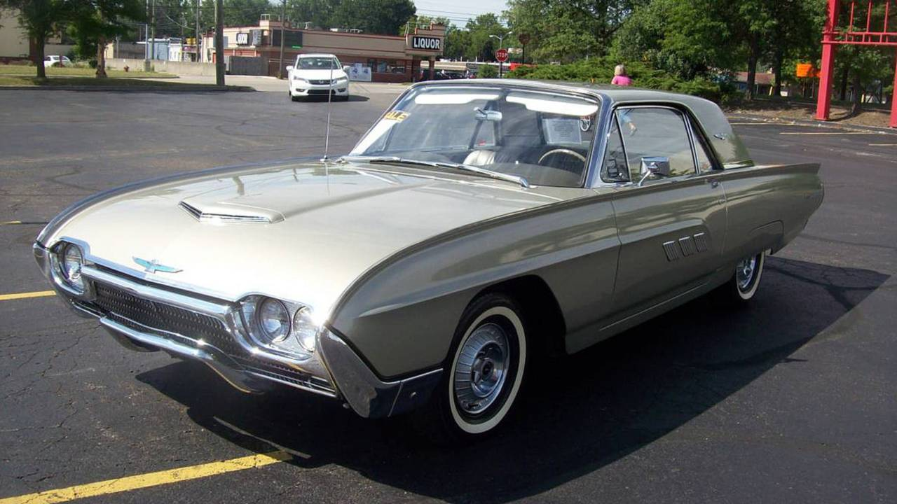1963 Ford Thunderbird - $17,200