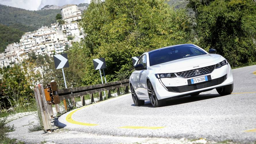 Garage Peugeot 508 | Full test