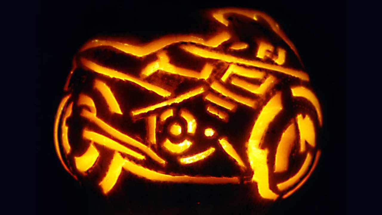 Halloween Motorcycle Costumes Main