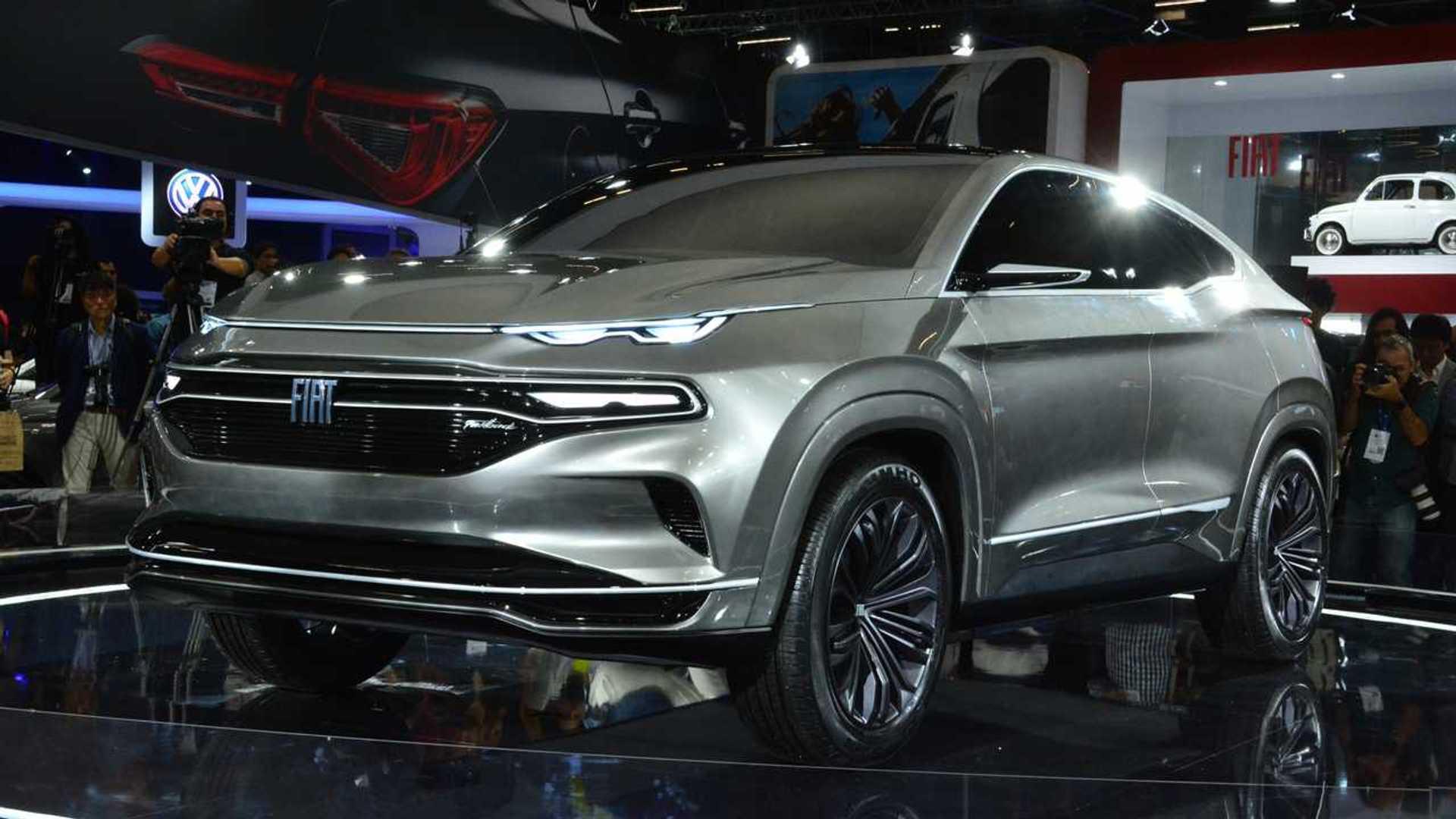 Bildergebnis für Fiat Fastback Concept 2019-2020