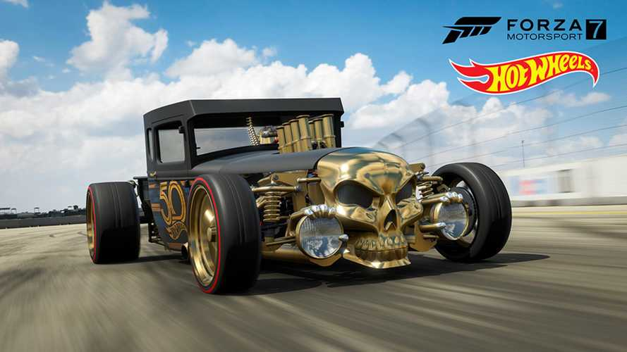 Forza Motorsport 7'ye Hot Wheels eklentisi