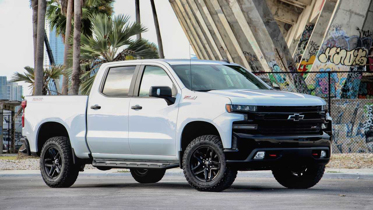 2019 Chevrolet Silverado Trailboss: Review | Motor1.com Photos