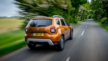2018 Dacia Duster first drive