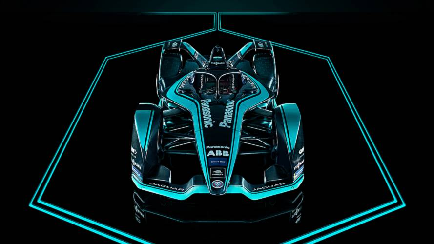 Jaguar unveils Gen2 Formula E car with in-house developed powertrain