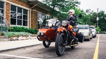 ural gearup sidecar motorcycle review