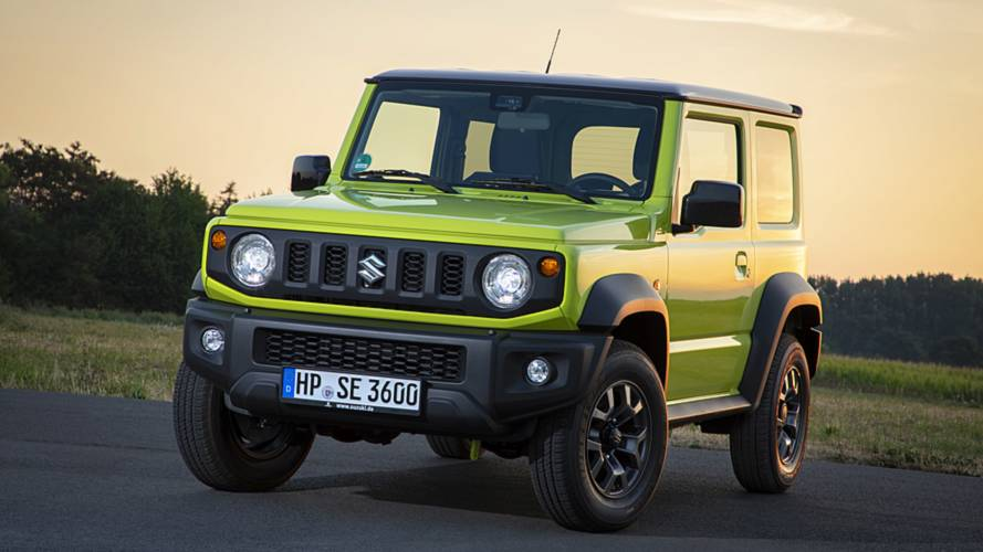 2018 Suzuki Jimny First Drive: Old-School Charm