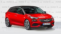 Offiziell: Opel Corsa Elektro kommt 2019, neuer Mokka X 2020