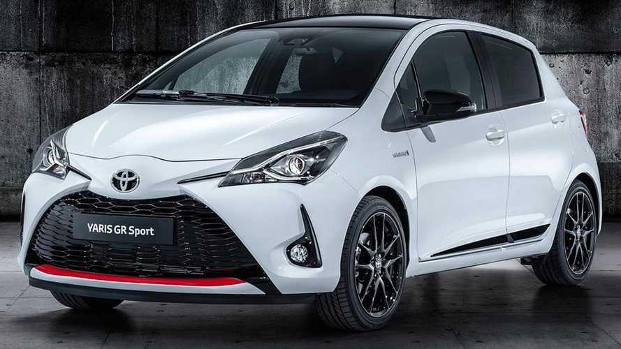 Toyota сделала Yaris GR Sport