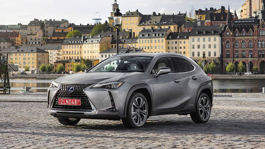 Lexus UX hybrid arriving in March with sub-£30k sticker price
