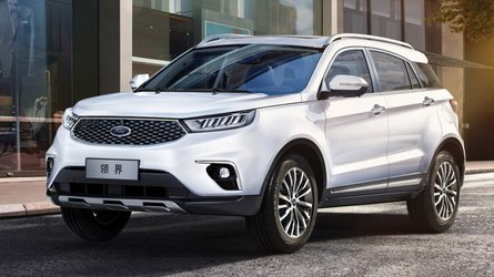 Ford Territory: SUV chinês vem enfrentar Jeep Compass no Brasil
