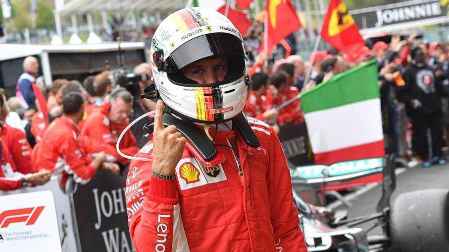 Vettel a besoin de repos après une saison