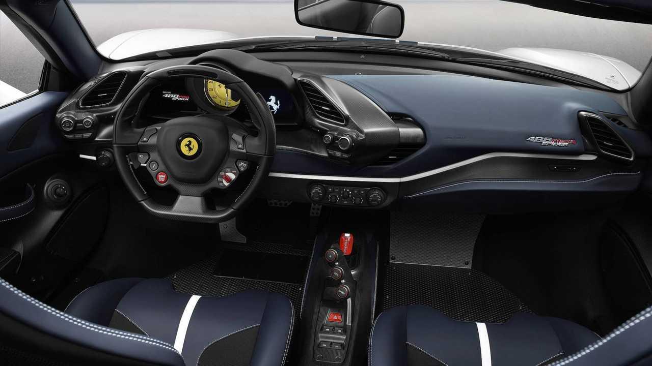 Ferrari 488 Pista Spider El Descapotable Numero 50 De Su Historia
