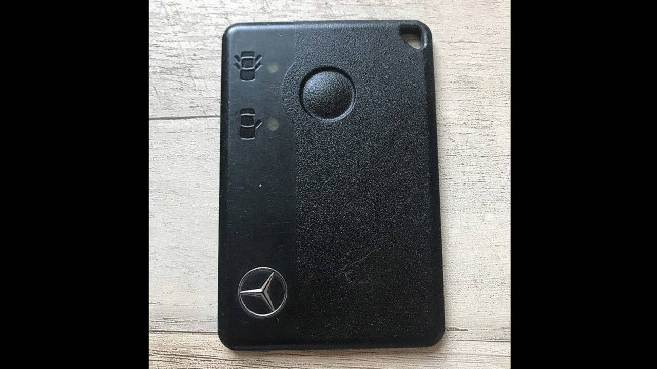 Smart Key Mercedes Anni '90
