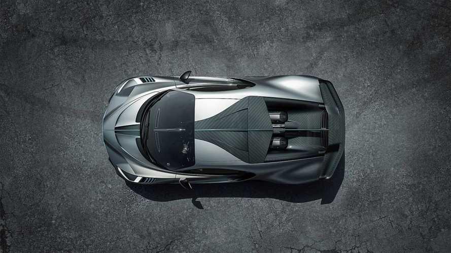 Bugatti Divo Detayları