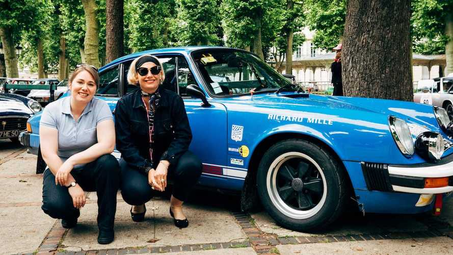 AutoClassics on the Rallye des Princesses – in a very quick 911!