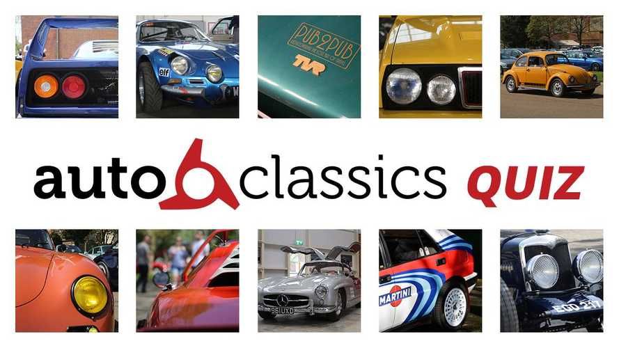 AutoClassics Quiz 11: Only true petrolheads can score 10/10!