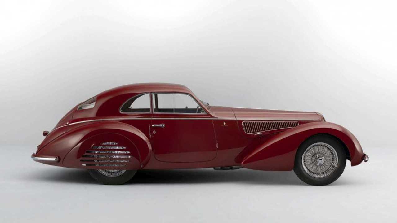 1939 Alfa Romeo 8C 2900 B Touring Berlinetta ($18,997,883)