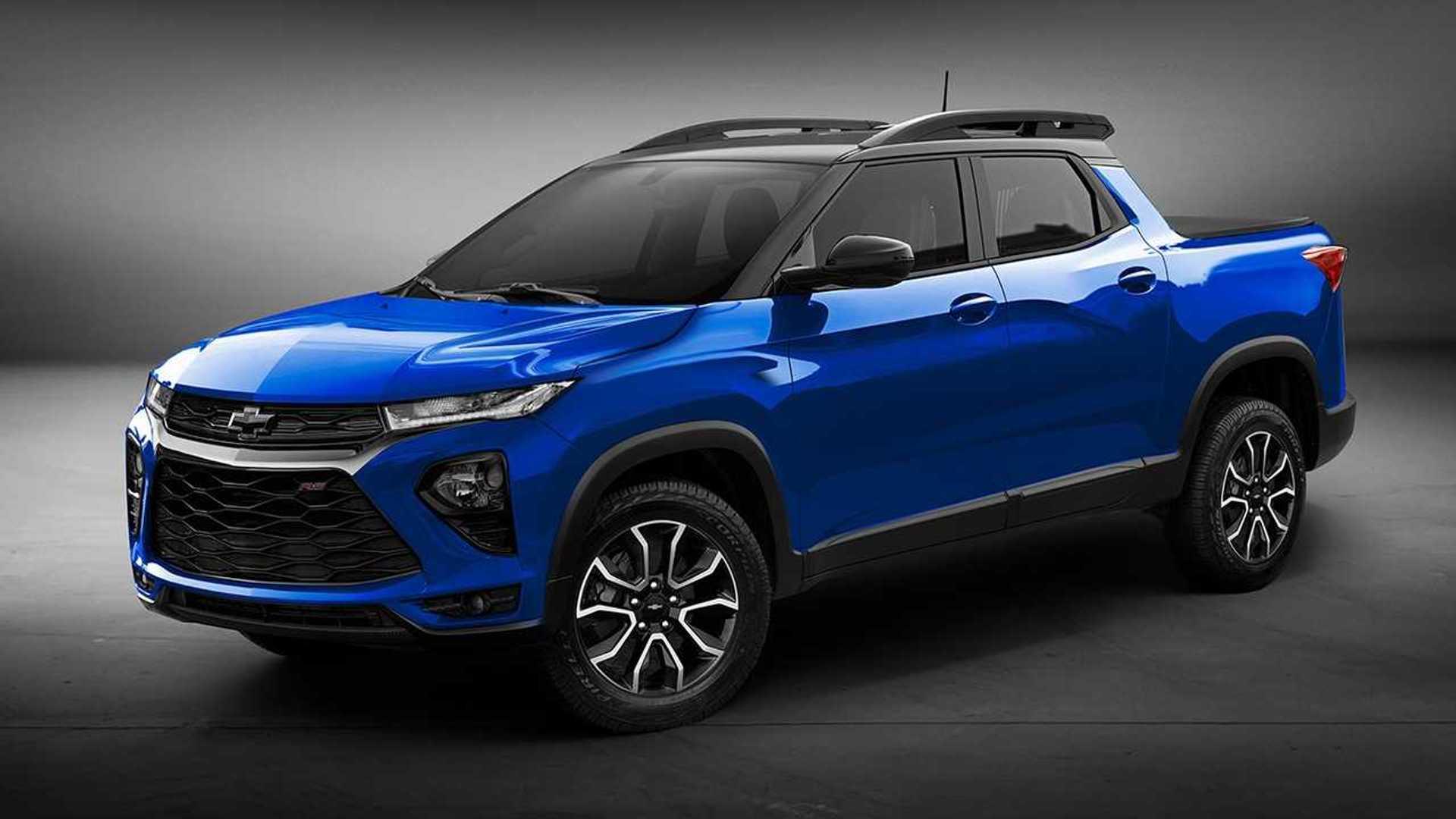 Chevrolet anuncia produção de nova picape no Brasil