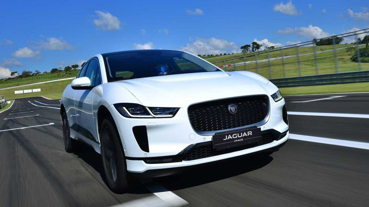 Jaguar I-Pace - 4,5 secondi