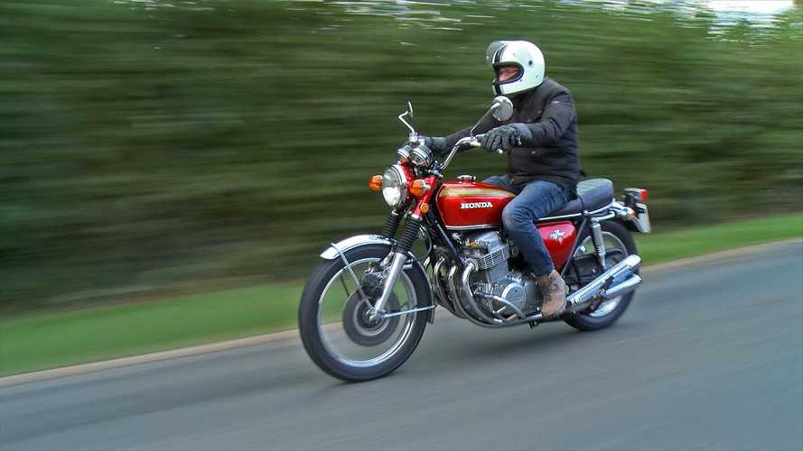 Watch A CB750 Go Back To The Streets Where It All Began