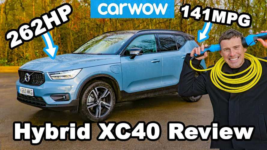 Reviewer Calls XC40 Recharge PHEV ' The Best Volvo '