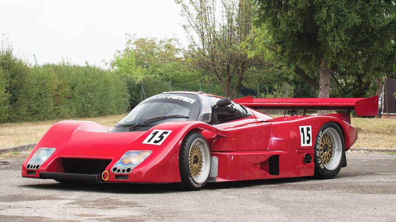 Lancia-Ferrari LC2 (1991) - 851.200 euro