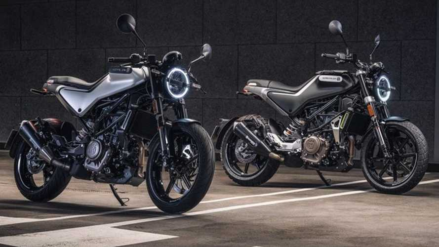 KTM And Bajaj Unveil The Vitpilen And Svartpilen 250 For India