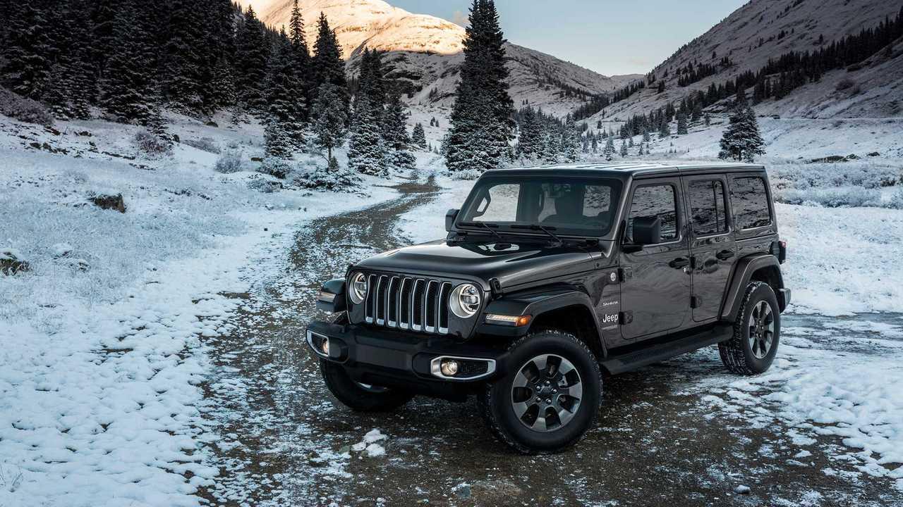 19. Jeep Wrangler