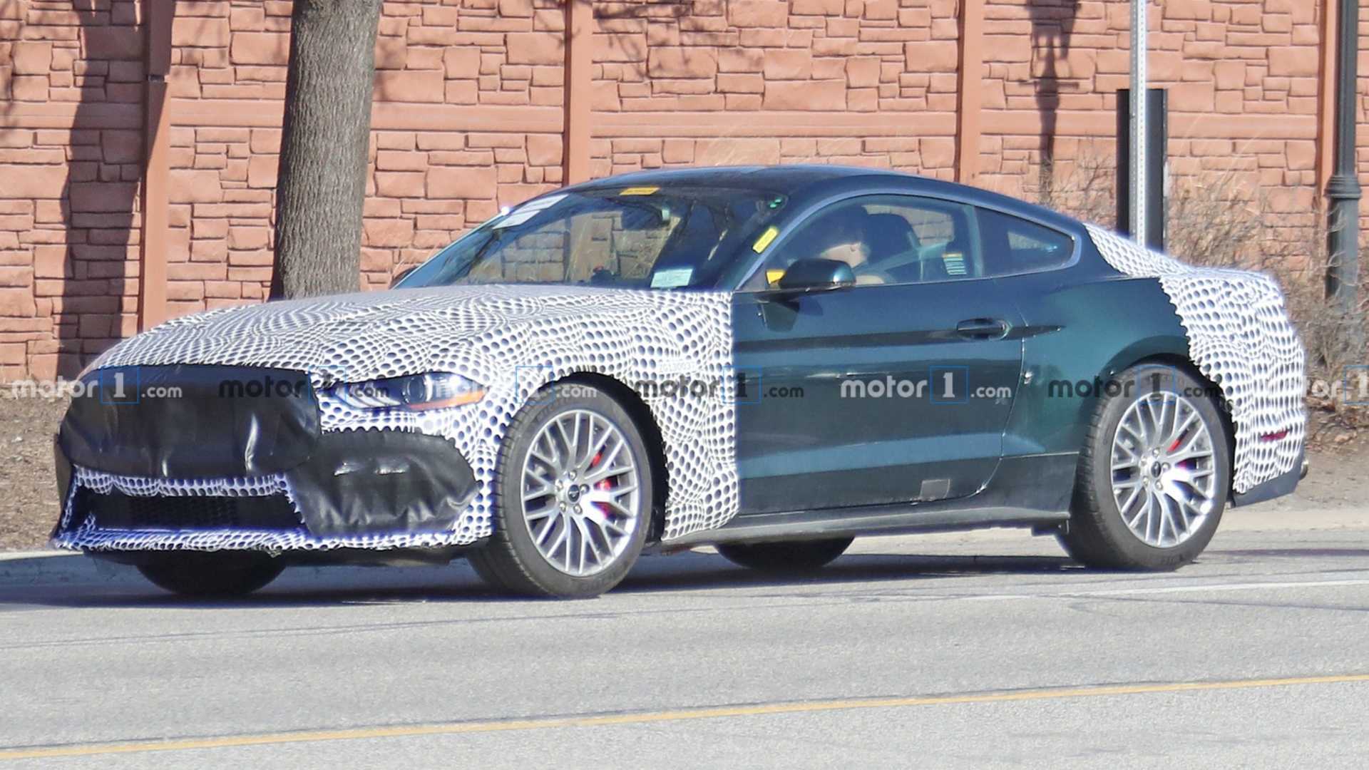 2021 Ford Mustang Mach 1 Shows Up In Leaked VIN Decoder ...