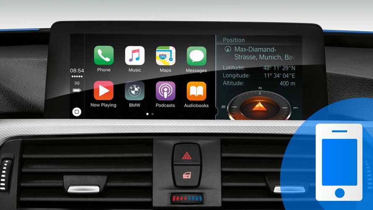 Configurare Apple CarPlay Tech