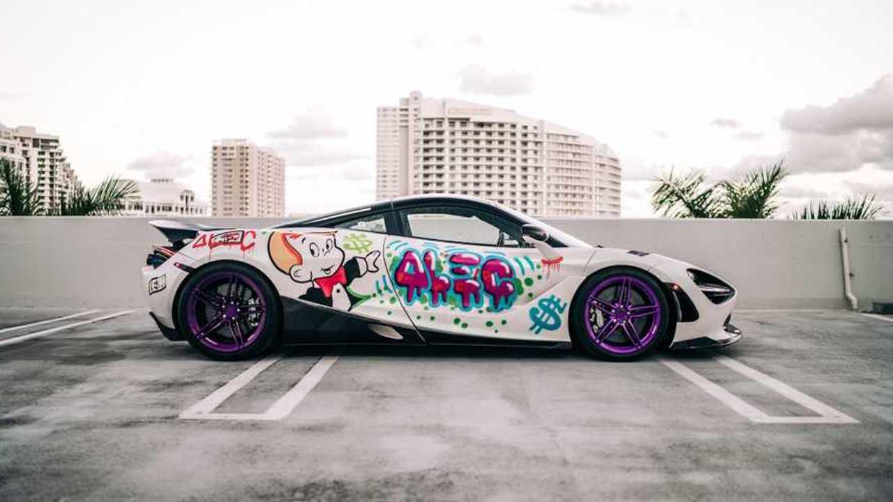 720s art car