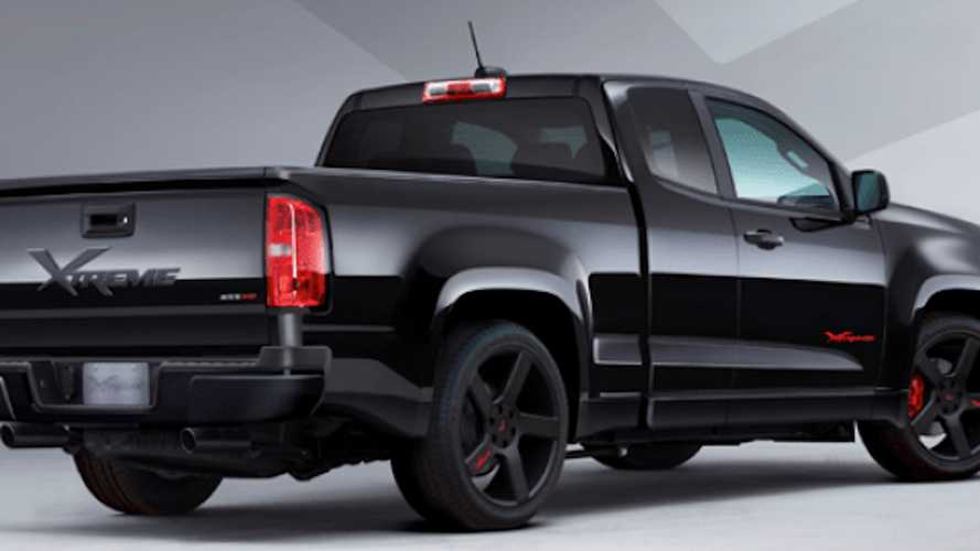 2020 Chevy Colorado Xtreme