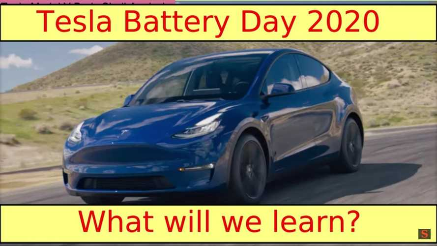 What To Expect From The Tesla Battery Day? This Video Tells Us All