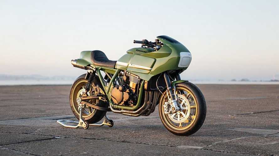 Kawasaki ZRX1200R By deBolex, la maxi si fa bella